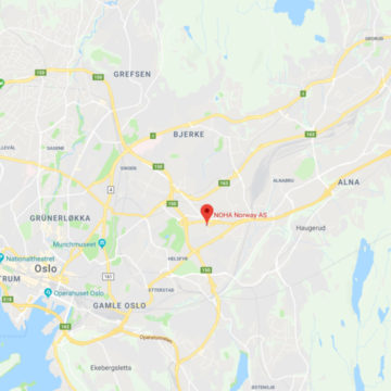 NOHA i Oslo har flyttet 2