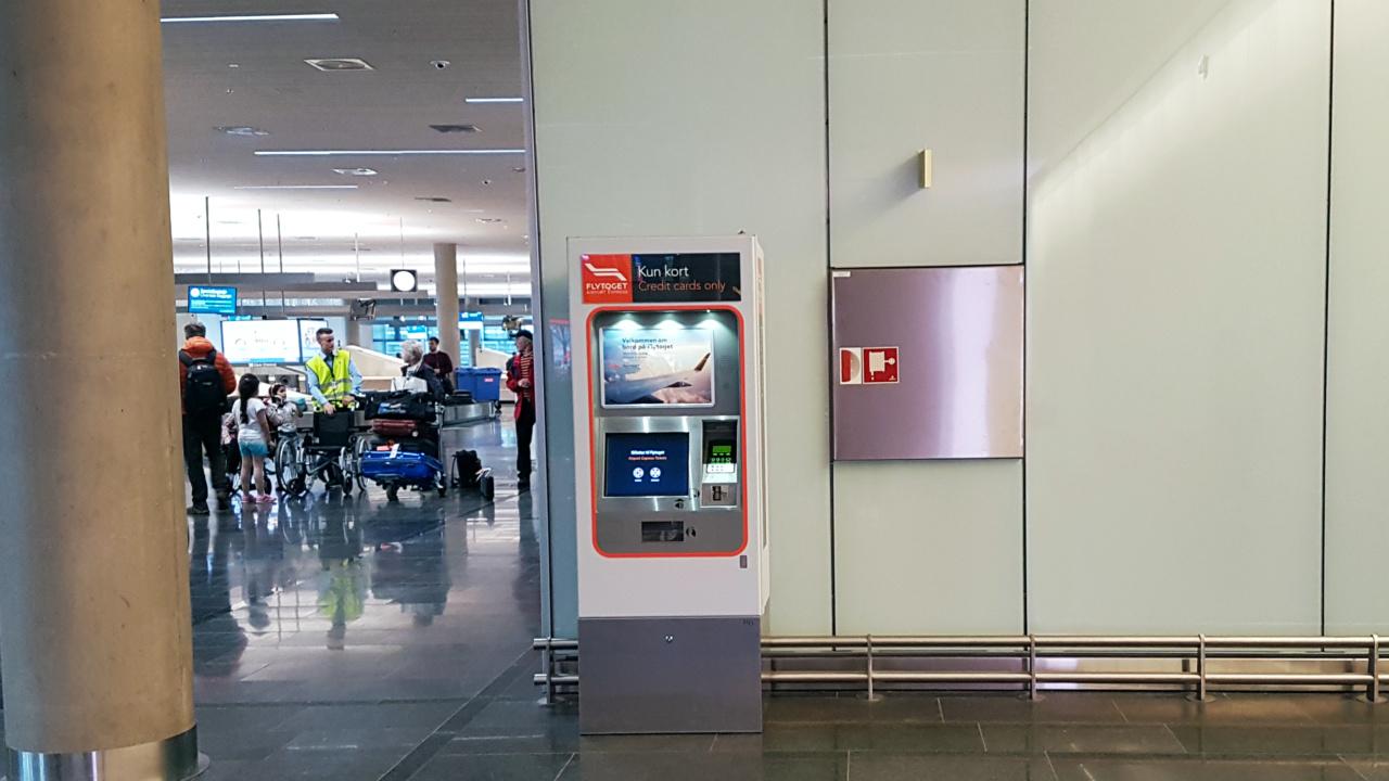 Spesialløsninger til Oslo Lufthavn 10