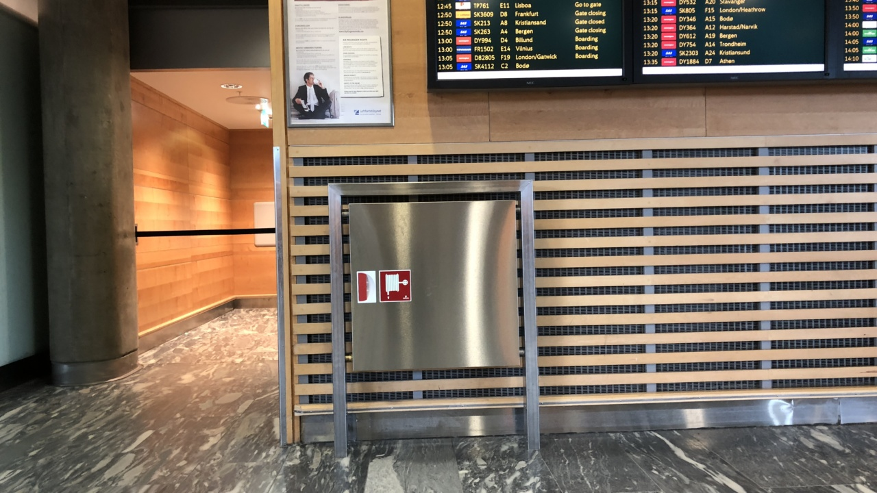 Spesialløsninger til Oslo Lufthavn 5