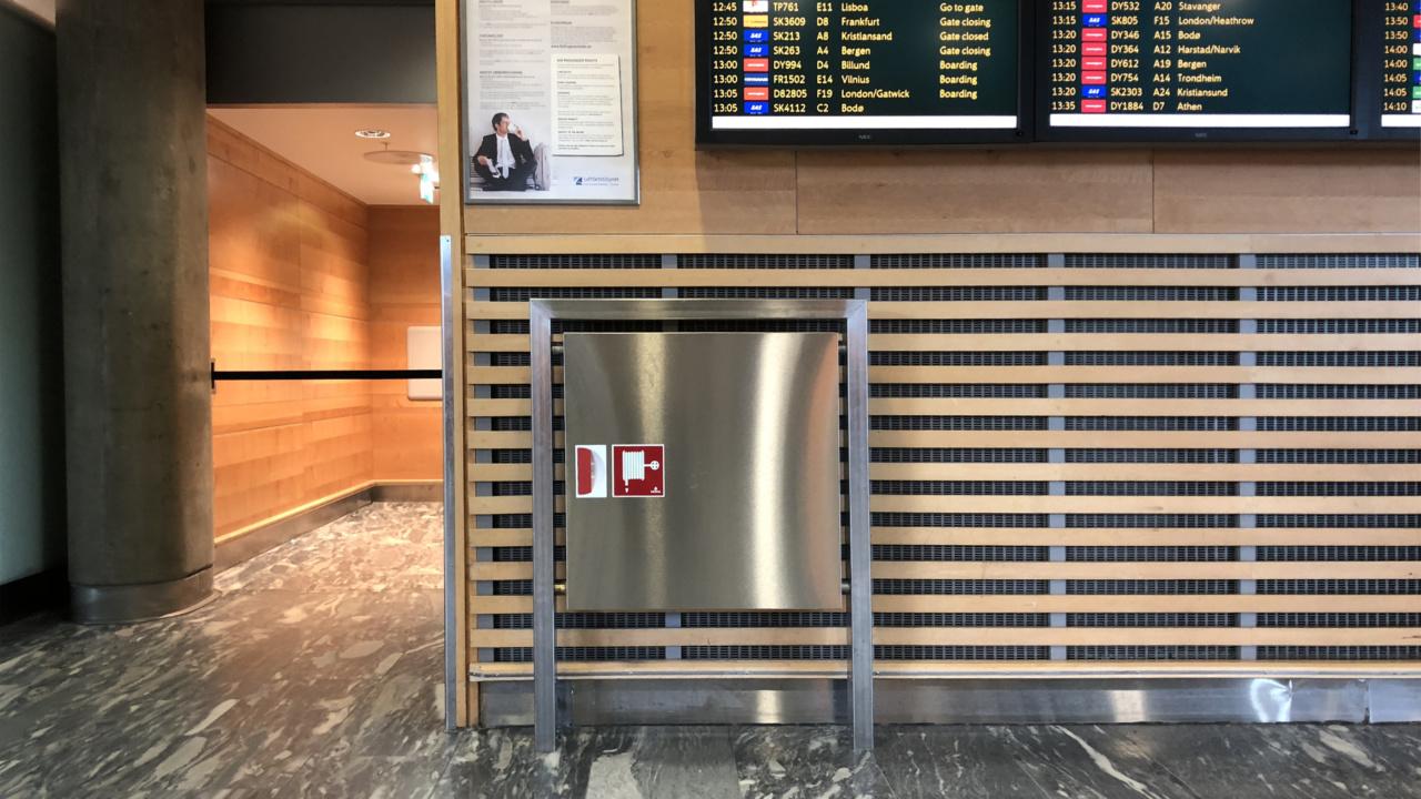 Spesialløsninger til Oslo Lufthavn 7