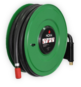 Swinging General Purpose Hose Reel - Green