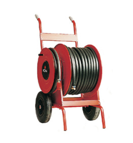 Hose Trolley with Extension Hose