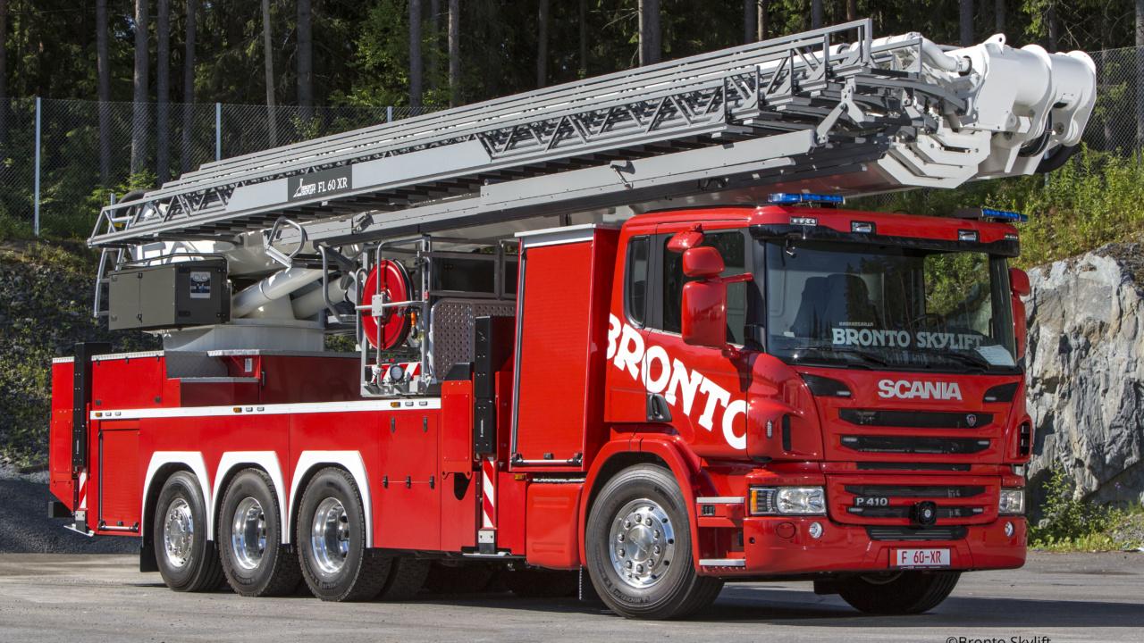 NOHA branntromler til brannlift 1