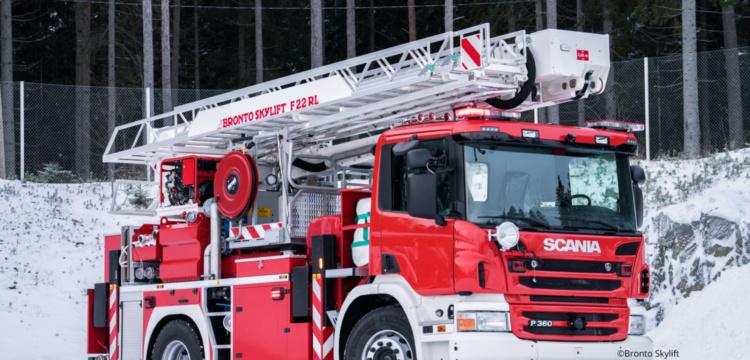 NOHA branntromler til brannlift 2