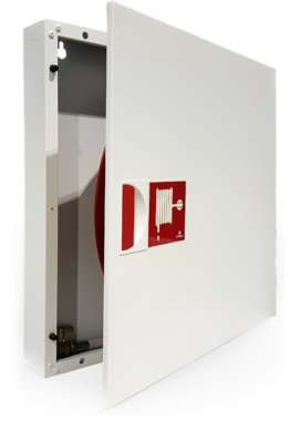 Fire Hose Reel in Cabinet - 795x795