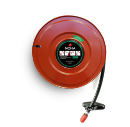 SST General Purpose Hose Reel - Red