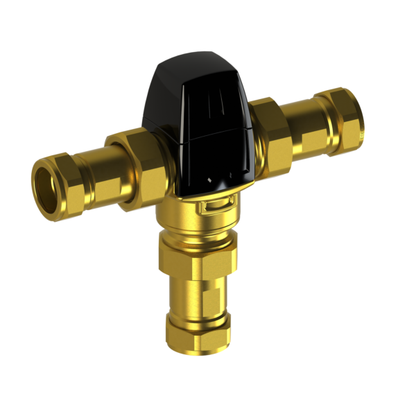 Thermostatic Mixing Valves for Body Shower