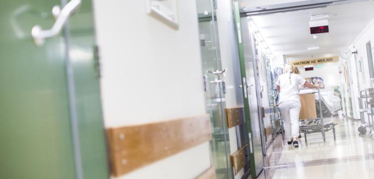 Kontroll og vedlikehold for Sykehuset Innlandet 1